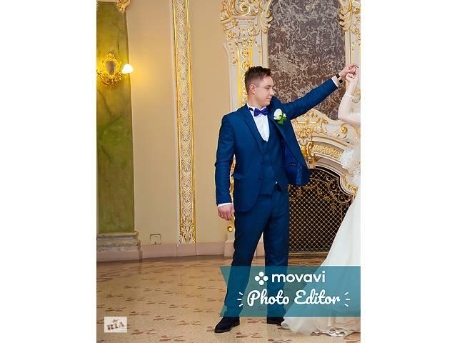 продам Костюм Мужской тройка Renzo Martinelli на выпускной, свадьбу, праздник бу в Одессе