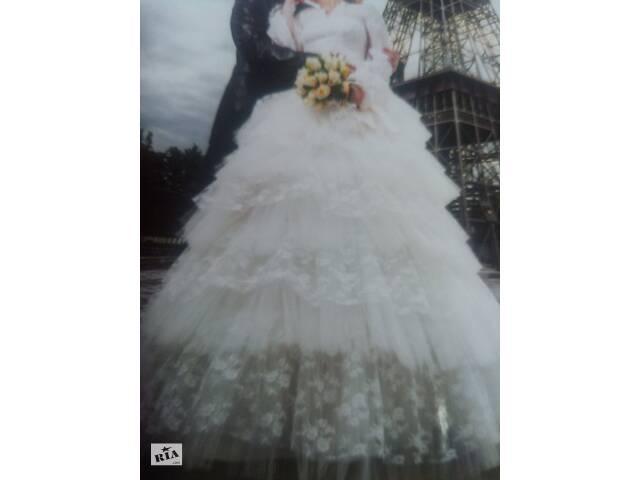 купить бу Продам свадебное платье в Харькове