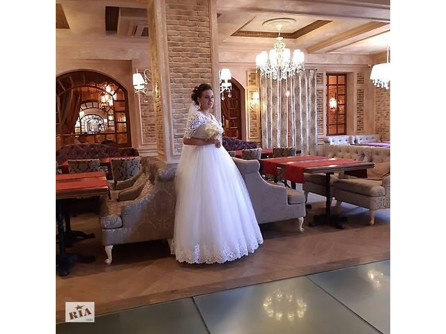 бу Продам весільне плаття в Кропивницькому (Кіровоград)