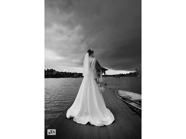 Продам свадебное платье- объявление о продаже  в Стрые