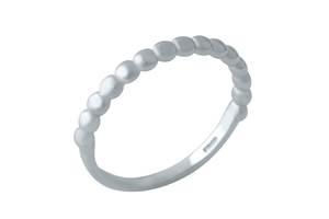 Серебряное кольцо SilverBreeze без камней 17 (2002130)