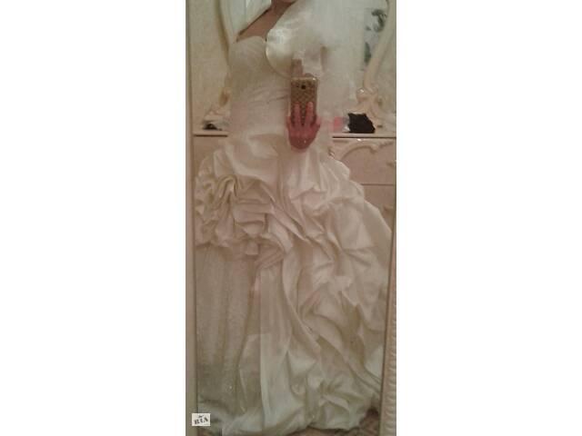 продам Свадебное платье для королевы бу в Мариуполе