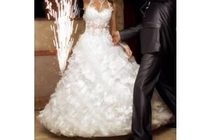 Свадебное платье, весільна сукня +ПОДАРОК
