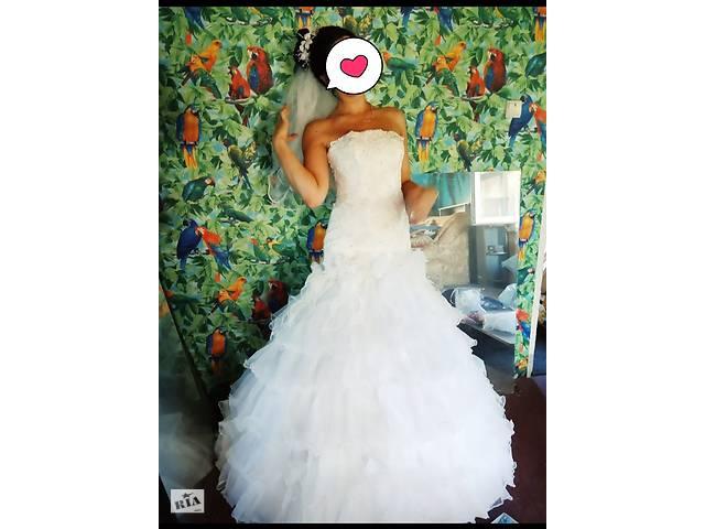 продам Свадебное платье бу в Днепре (Днепропетровск)