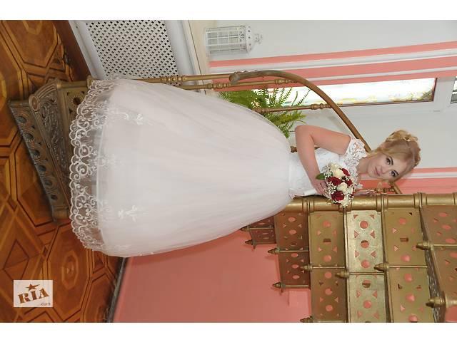 Свадебное платье - объявление о продаже  в Николаеве