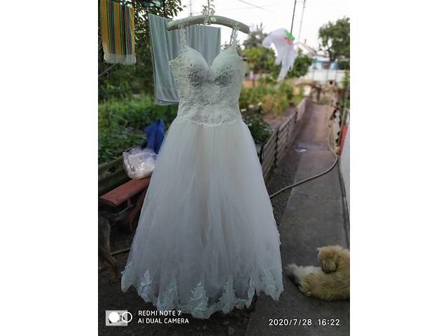 Свадебное платье ✨- объявление о продаже  в Херсоне