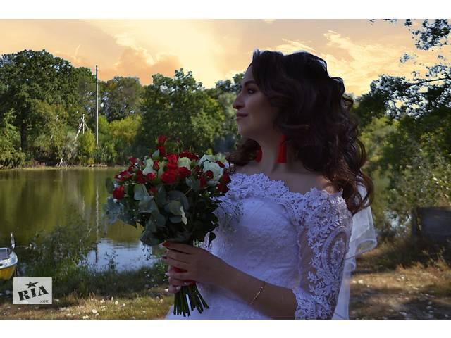 продам Весільна сукня бу в Харкові