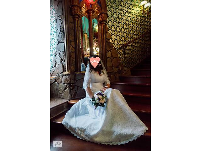продам Весільна сукня бу в Маріуполі