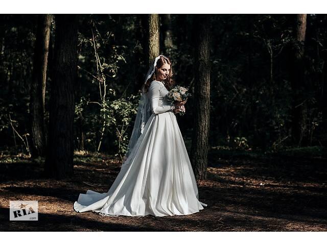 продам Свадебное платье 2020-2021 года бу в Шацке
