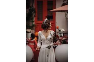 Свадебное платье в стиле бохо ariamo ayrica