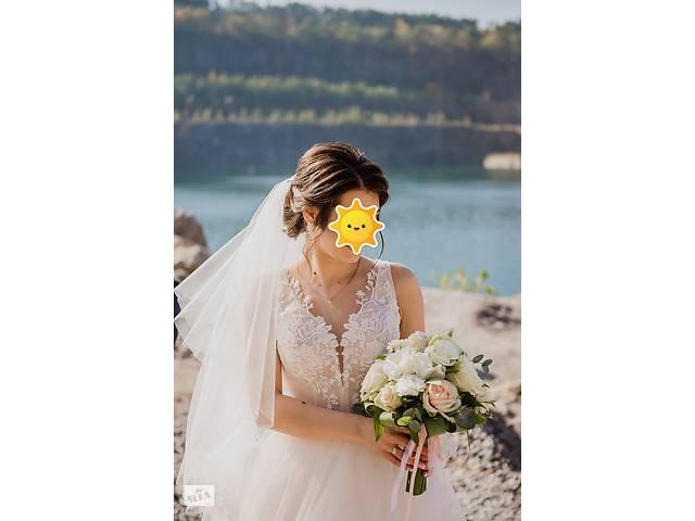 бу Свадебное платье в идеальном состоянии в Виннице