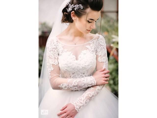 Весільна Сукня- объявление о продаже  в Черновцах