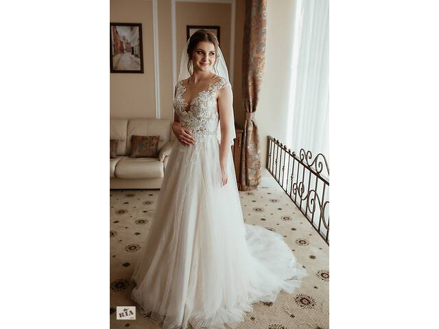 Свадебное платье- объявление о продаже  в Виннице