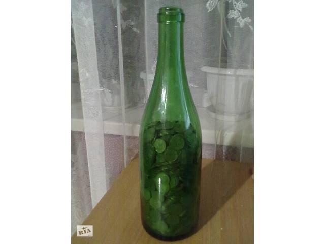 Монеты СССР 10 коп (в бутылке из под шампанского)- объявление о продаже  в Никополе