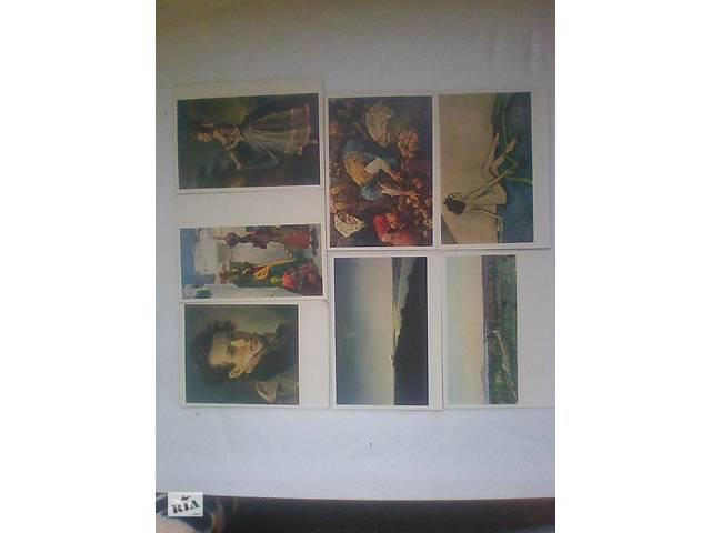 купить бу Открытки с фотографиями из музея в Ніжині