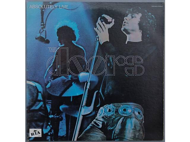 "бу The Doors  ""Absolutely Live"" - 2 LP. в Киеве"