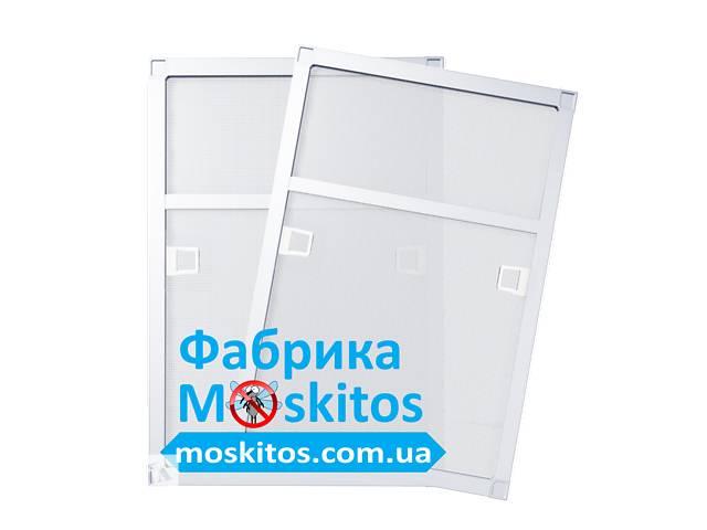 бу Антимоскитная сетка универсальная на окно (деревянное, алюминиевое), 550мм x 1500 мм - 155 грн в Житомире