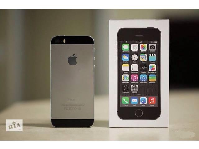 """продам Apple (Айфон) IPhone 5S 4"""" 16Gb! MTK6589! 2Gb-ОЗУ!   Реплика не отлечить от оригинала! Хит продаж без предоплат бу в Харькове"""