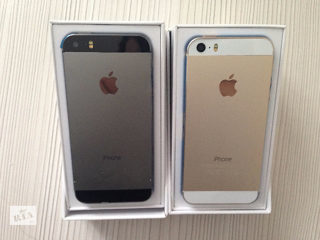 продам Apple (Айфон) Iphone 5S 8Gb, WIFI, Металл, Звони сейчас!Копия бу в Киеве