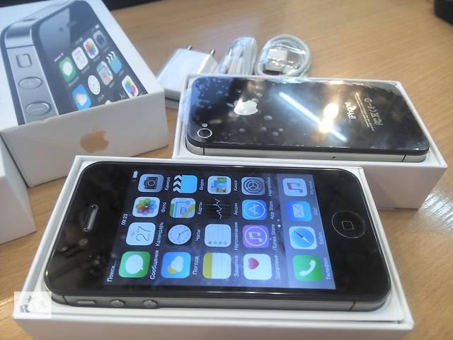 бу •Apple Iphone 4s (8гб). Neverlock в Киеве