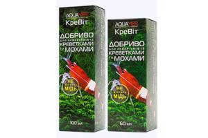 AQUAYER КреВит — удобрение для мхов в аквариуме