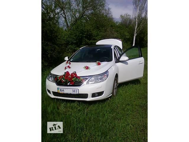 Аренда авто, прокат авто на свадьбу- объявление о продаже  в Донецкой области