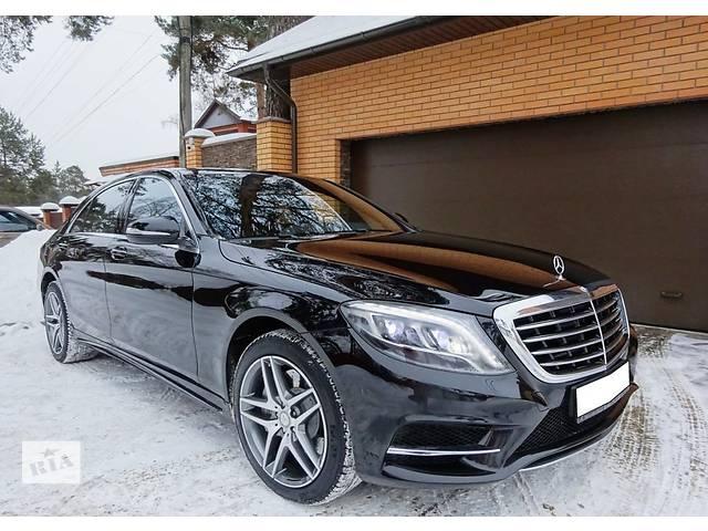 купить бу Аренда авто с водителем в Минске. Mercedes W222 S500 Long.  в Україні