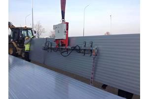 Аренда вакуумного подъемника СLAD-BOY AERO-LIFT для установки сэндвич-панелей на крышу и стены