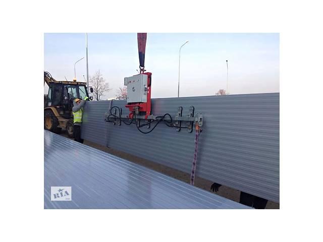Аренда вакуумного подъемника СLAD-BOY AERO-LIFT для установки сэндвич-панелей на крышу и стены- объявление о продаже   в Украине
