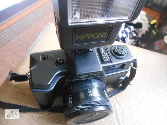 купить бу Плёночный фотоаппарат NIPPON AR-4392F в Ромнах