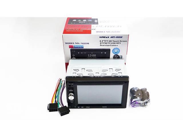 продам Автомагнитола 2din Pioneer 7622 USB, BT, SD пульт на руль бу в Киеве
