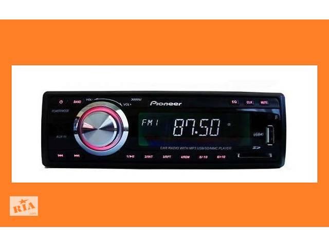 Автомагнитола Pioneer 3019U- объявление о продаже  в Києві