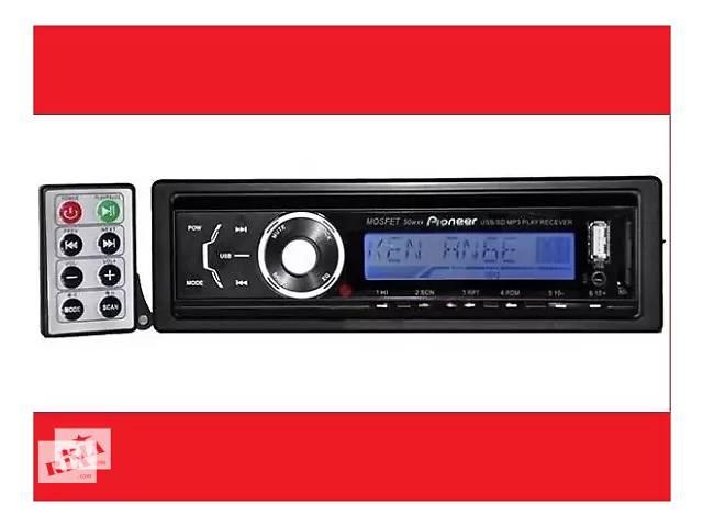 продам Автомагнитола Pioneer 4190 USB FM SD AUX_новый пионер бу в Каменец-Подольском