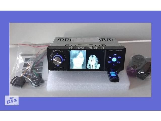 """продам Автомагнитола Pioneer 5120B Bluetooth - 4,1"""" LCD TFT USB+SD DIVX/MP4/MP3 + ПУЛЬТ НА РУЛЬ бу в Киеве"""