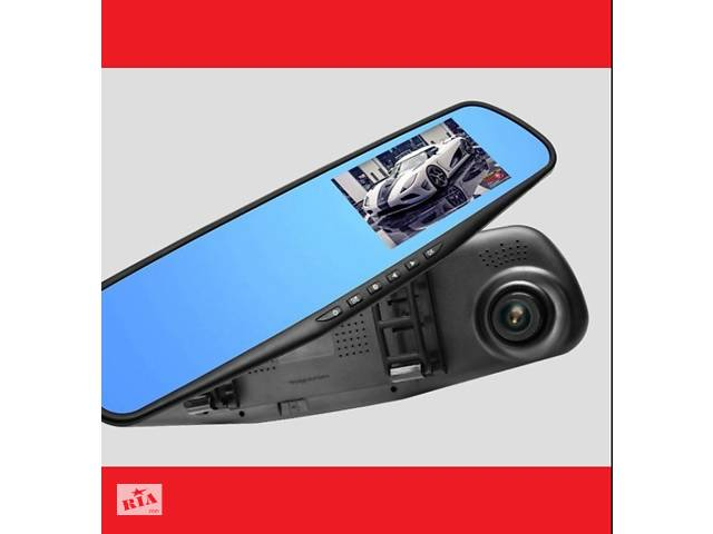"""Видеорегистратор Зеркало заднего вида DVR 1280 x720P Экран 2,4""""- объявление о продаже  в Каменец-Подольском"""