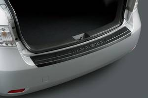 Накладки бампера Subaru Impreza