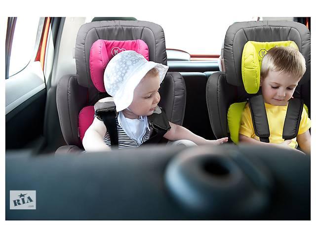 Автокресло детское GO 9-36 kg Kinderkraft SABELT. Под заказ. Вся Украина!- объявление о продаже  в Львове