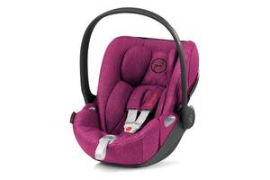Автокресло Cybex Cloud Z i-Size Plus Passion Pink (519002977)