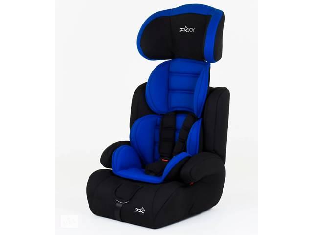Детское автокресло-бустер JOY 3270 B  (9-36 кг) синий- объявление о продаже  в Одессе