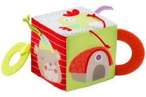 Игрушка Labebe Teether Cube HY041280