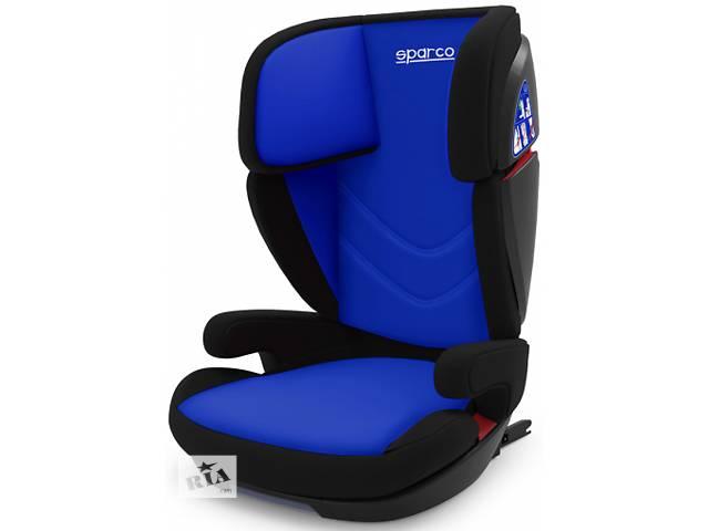 купить бу Автокресло Sparco F700i Blue  в Днепре (Днепропетровск)
