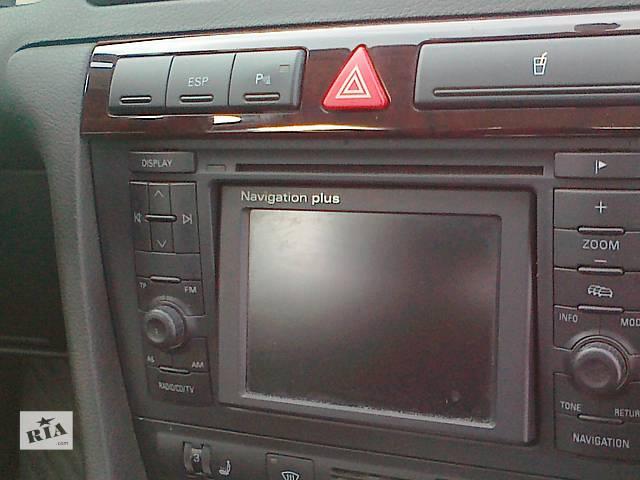 купить бу  Автомагнитола,телевизор Navi plus для легкового авто Audi A6 в Костополе