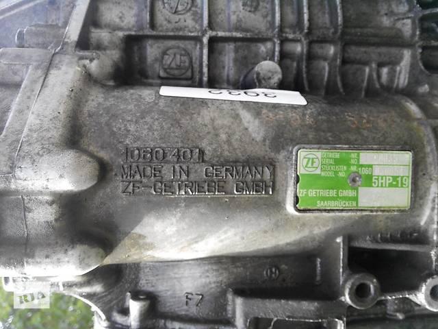 бу Б/у акпп для седана Volkswagen Passat B5 в Мукачево