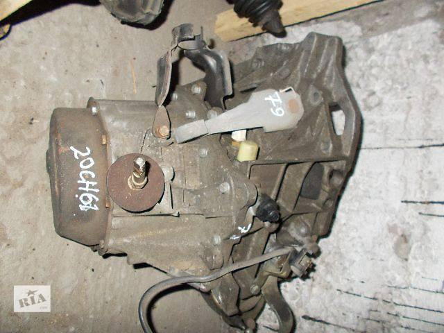 продам Б/у Коробка передач КПП Citroen C15 1.9 d № 20CH61, 20CJ95 бу в Стрые
