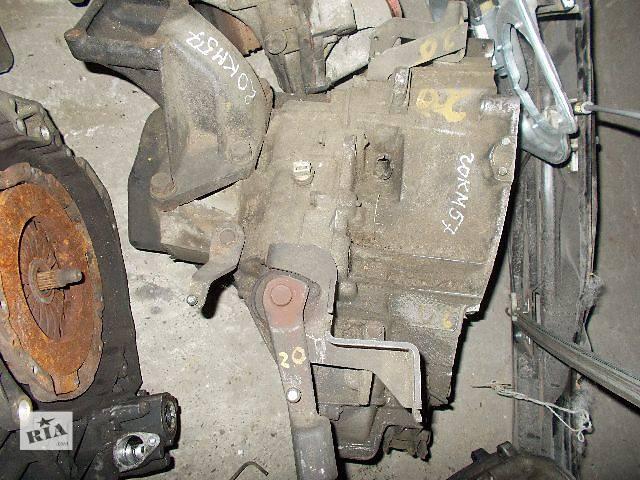 купить бу Б/у Коробка передач КПП Fiat Ducato 2.8 td № 20KM57 в Стрые