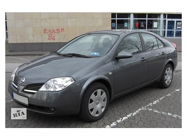 продам б/у АКПП и КПП КПП  Nissan Primera P12 бу в Новомосковске