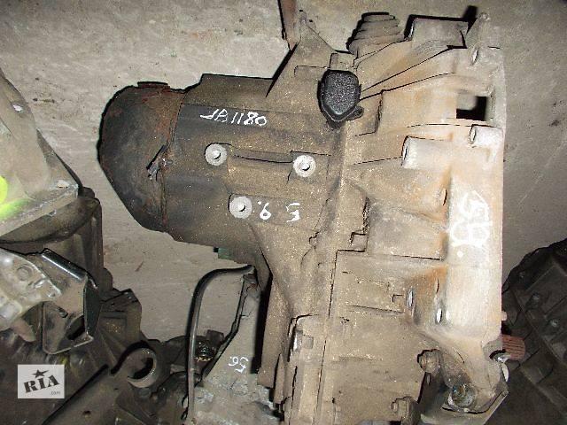 продам Б/у Коробка передач КПП Renault Kangoo 1.9 d, dti № JB1180, JB1906 бу в Стрые