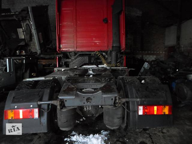 Б/у Аммартизатор Аммортизатор Амортизатор задний для грузовика Рено Магнум Renault Magnum Евро 3- объявление о продаже  в Рожище