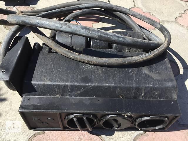 бу Б/у автономная печка для легкового авто Opel Vivaro в Ковеле