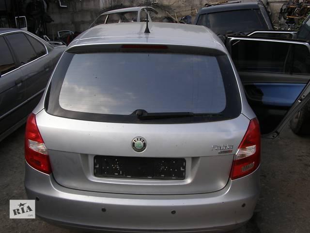 продам Б/у багажник для легкового авто Skoda Fabia бу в Новой Каховке